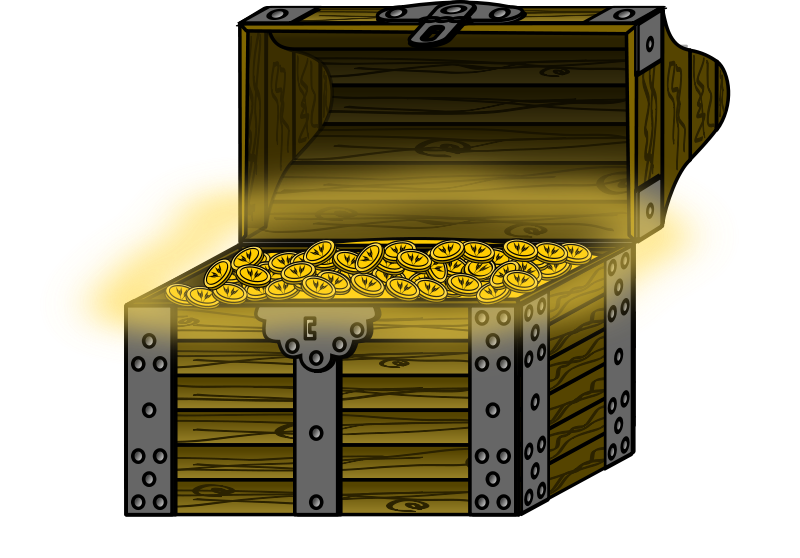 Gold Coin Clip Art  Royalty Free  GoGraph