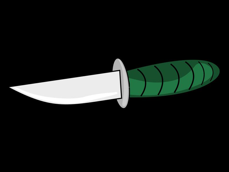 free clip art a knife by neo1012 rh stockio com knife clipart images knife clipart free