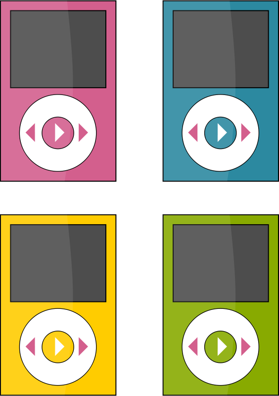 Ipod Mini transparent background PNG cliparts free download   HiClipart