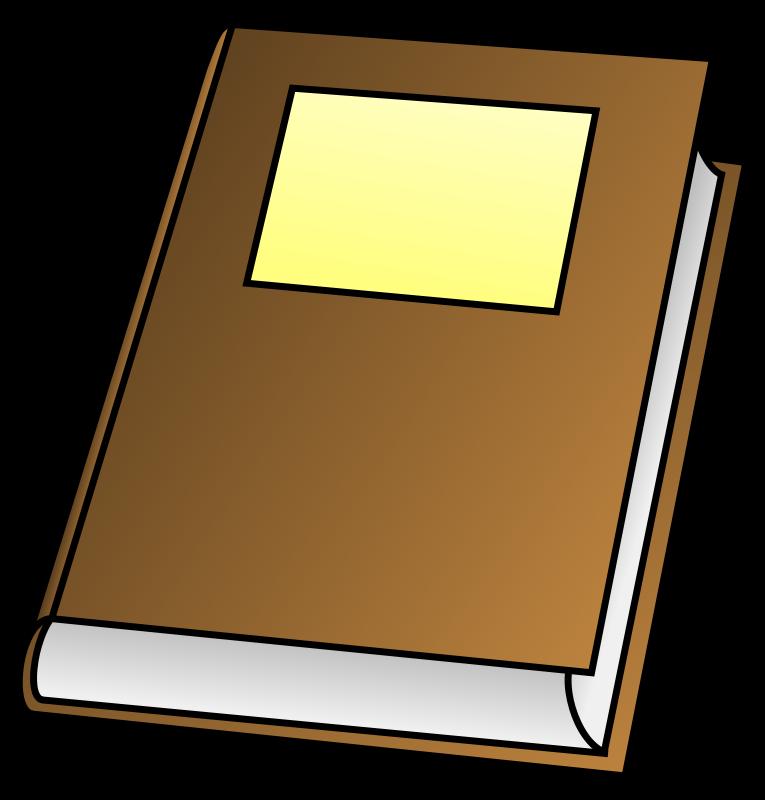 Free Clip Art Book By Crazyterabyte