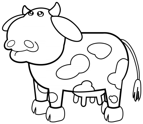 Dairy Free Stock Clipart