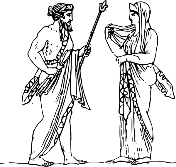compare and contrast hera and zeus Comparison of greek and hindu gods and important characters the supreme gods of greek mythology are zeus son of zeus and hera were ares daughter of zeus.