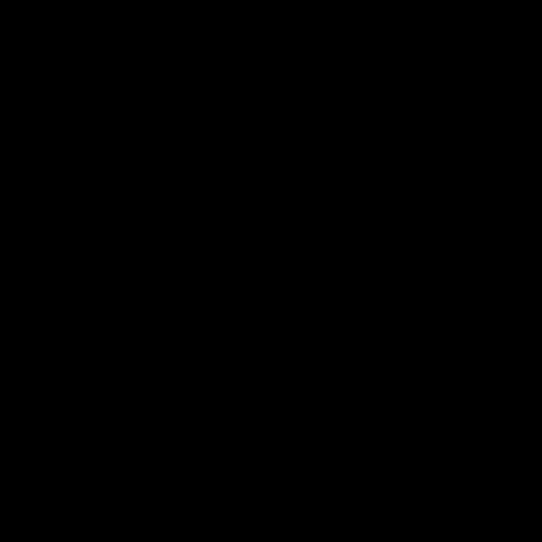 Directional arrow down icon