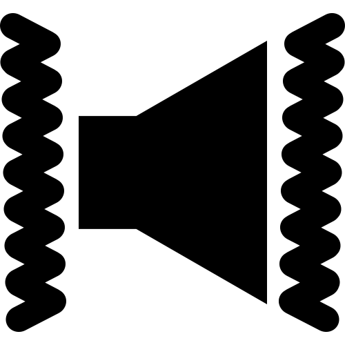Volume silent icon
