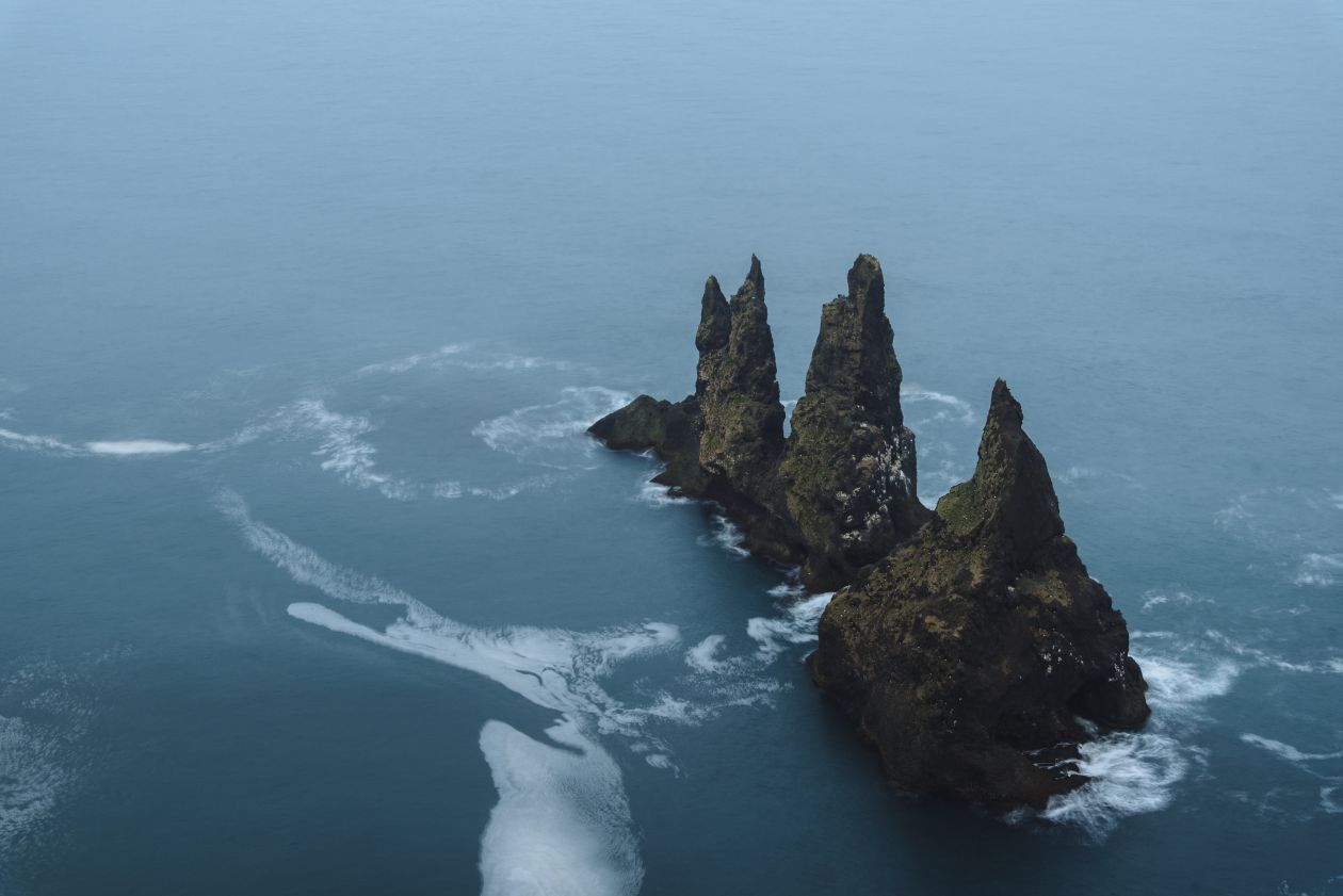 "Free photo ""Reynisdrangar"" by Jan Erik Waider"