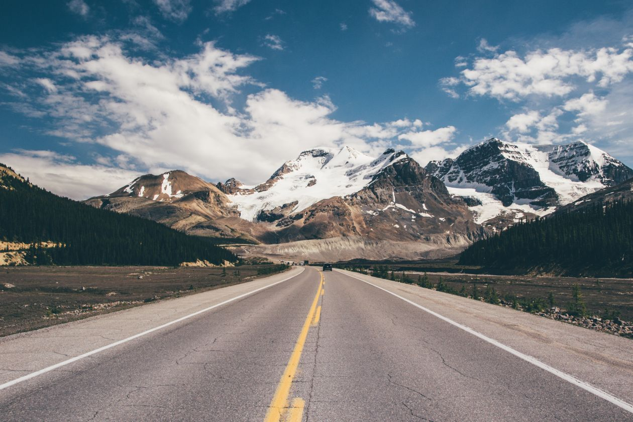 "Free photo ""Drive into the mountains"" by Lizzie Guilbert"