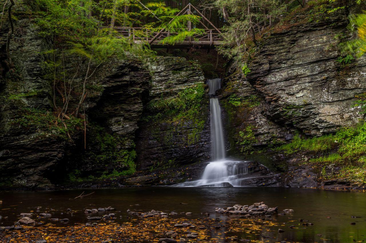 "Free photo ""Waterfall"""