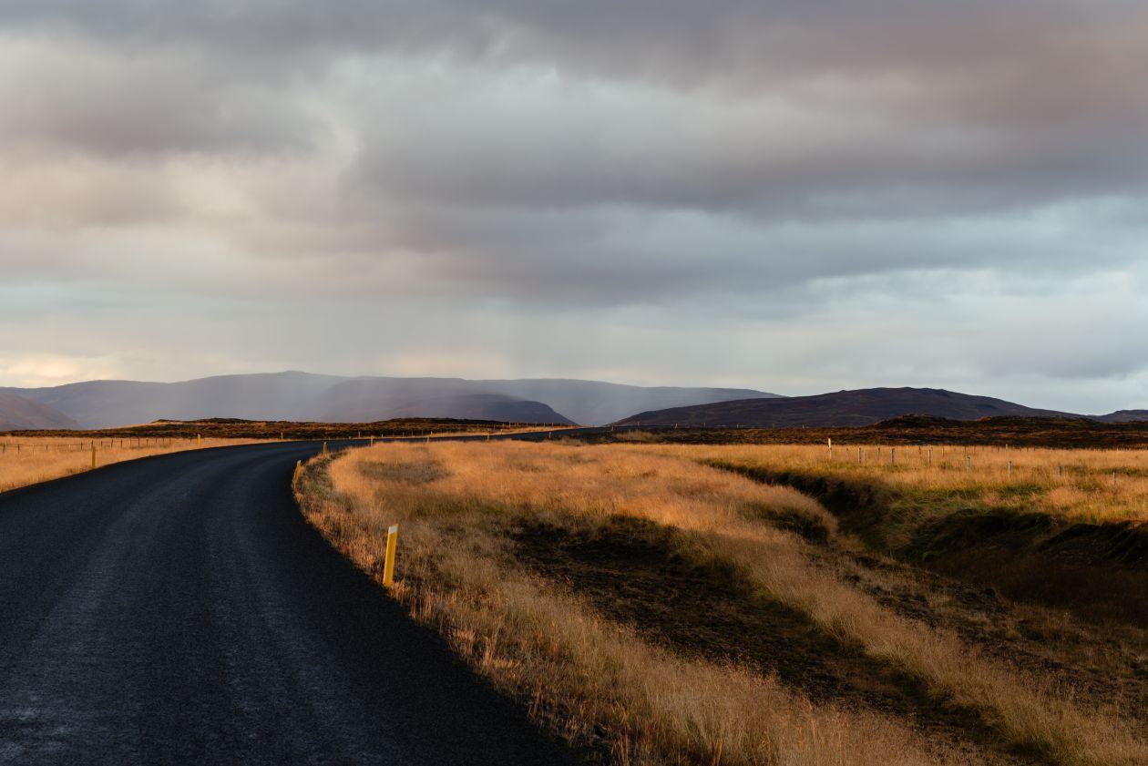 "Free photo ""Autumn Road"" by Jan Erik Waider"