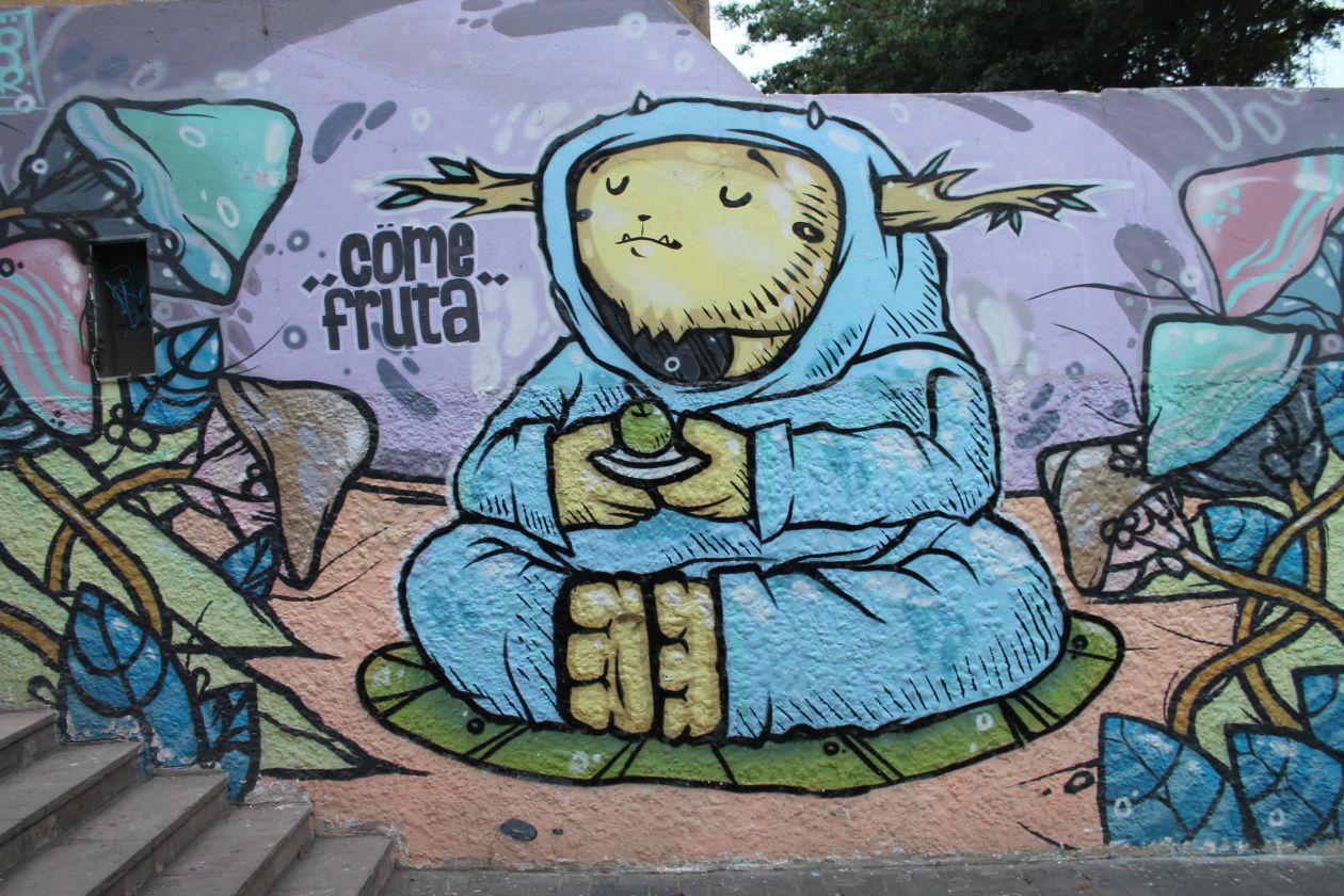"""Free photo """"Come Fruta"""""""