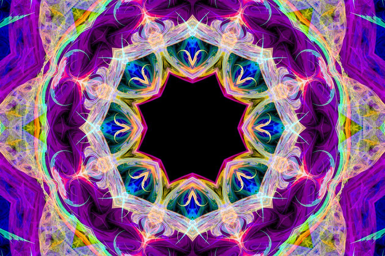 "Free photo ""Kaleidoscope 95"""