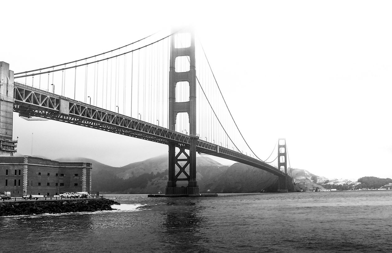 "Free photo ""Golden gate bridge"""