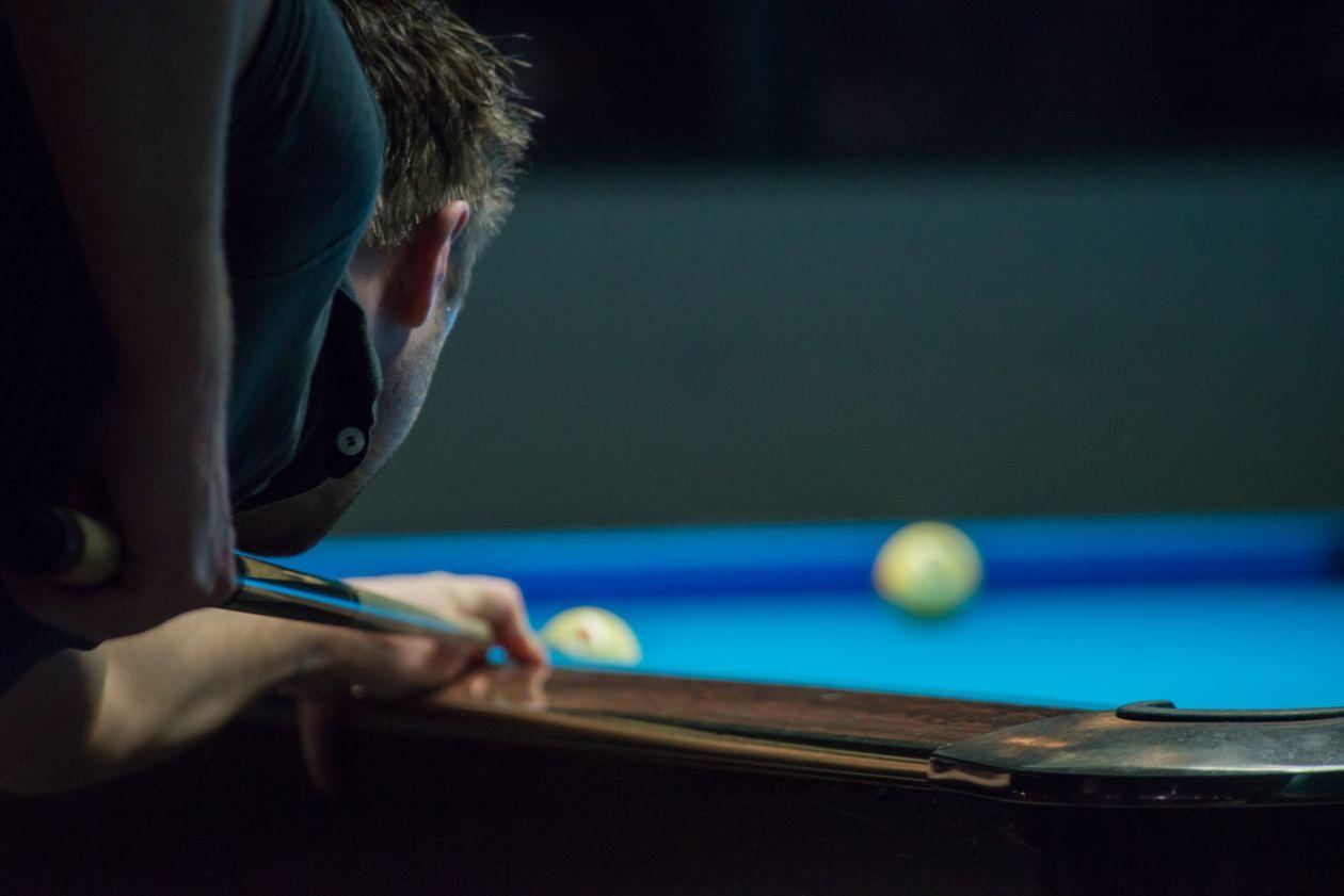 """Free photo """"Shooting pool"""""""