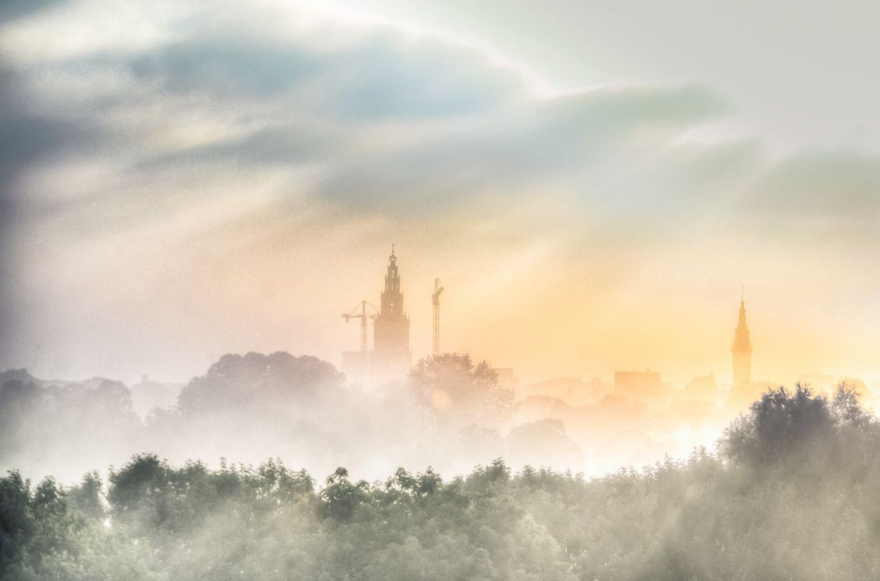 """Free photo """"Groningen city"""""""