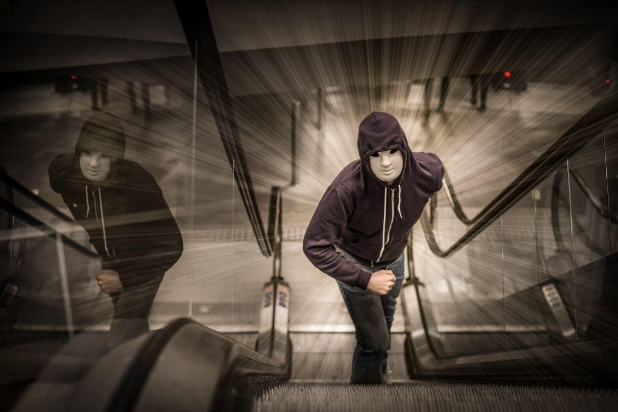 """Free photo """"Urban runner"""""""