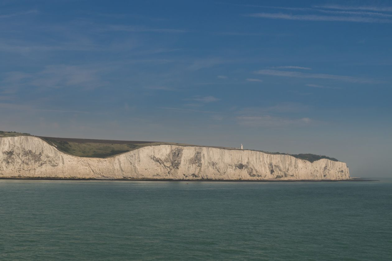 "Free photo ""Arriving at Dover"""