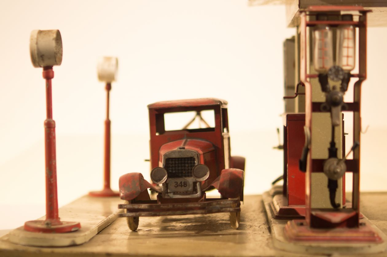 "Free photo ""Toy car"""