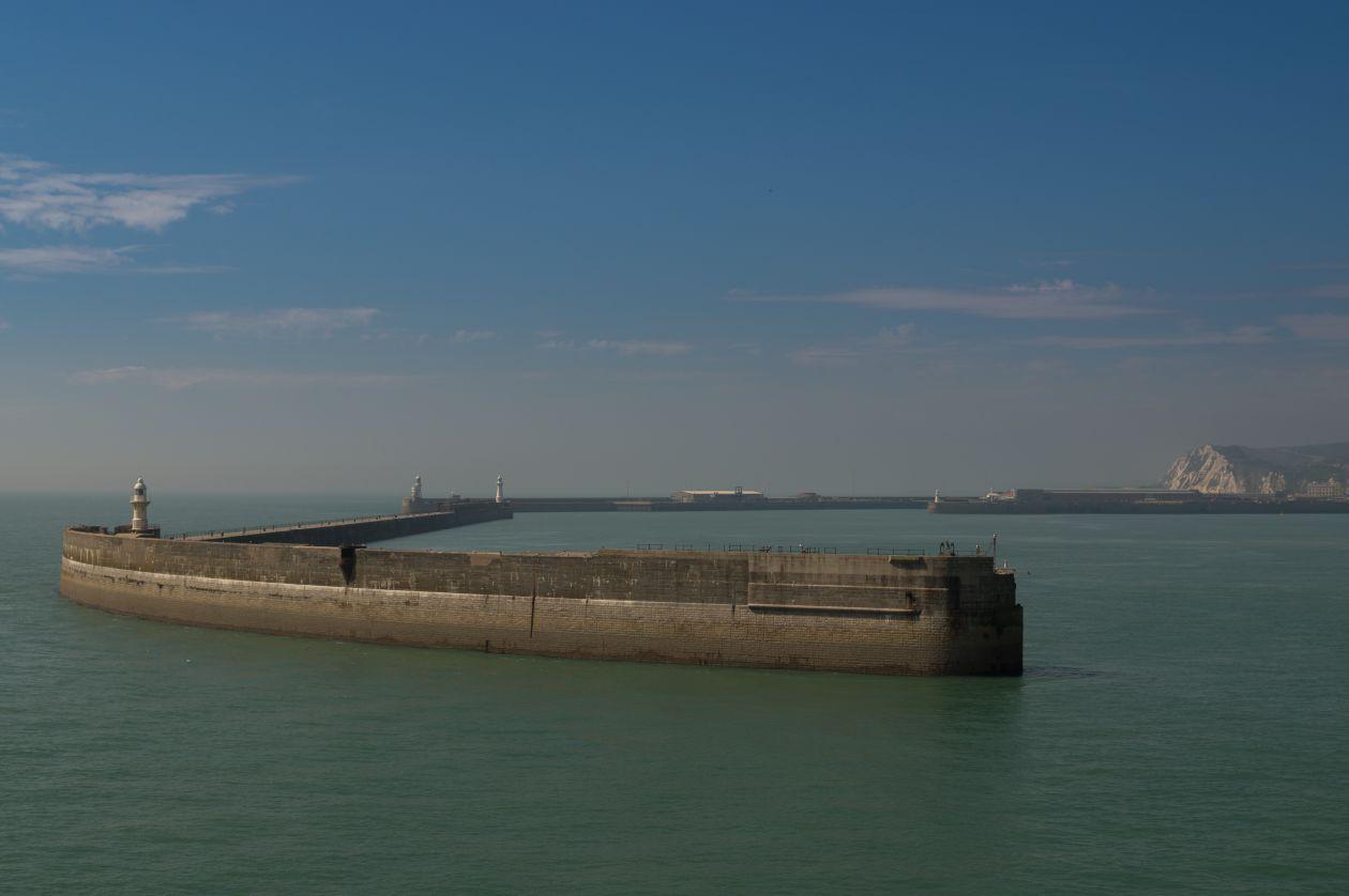 "Free photo ""Dover harbor"""