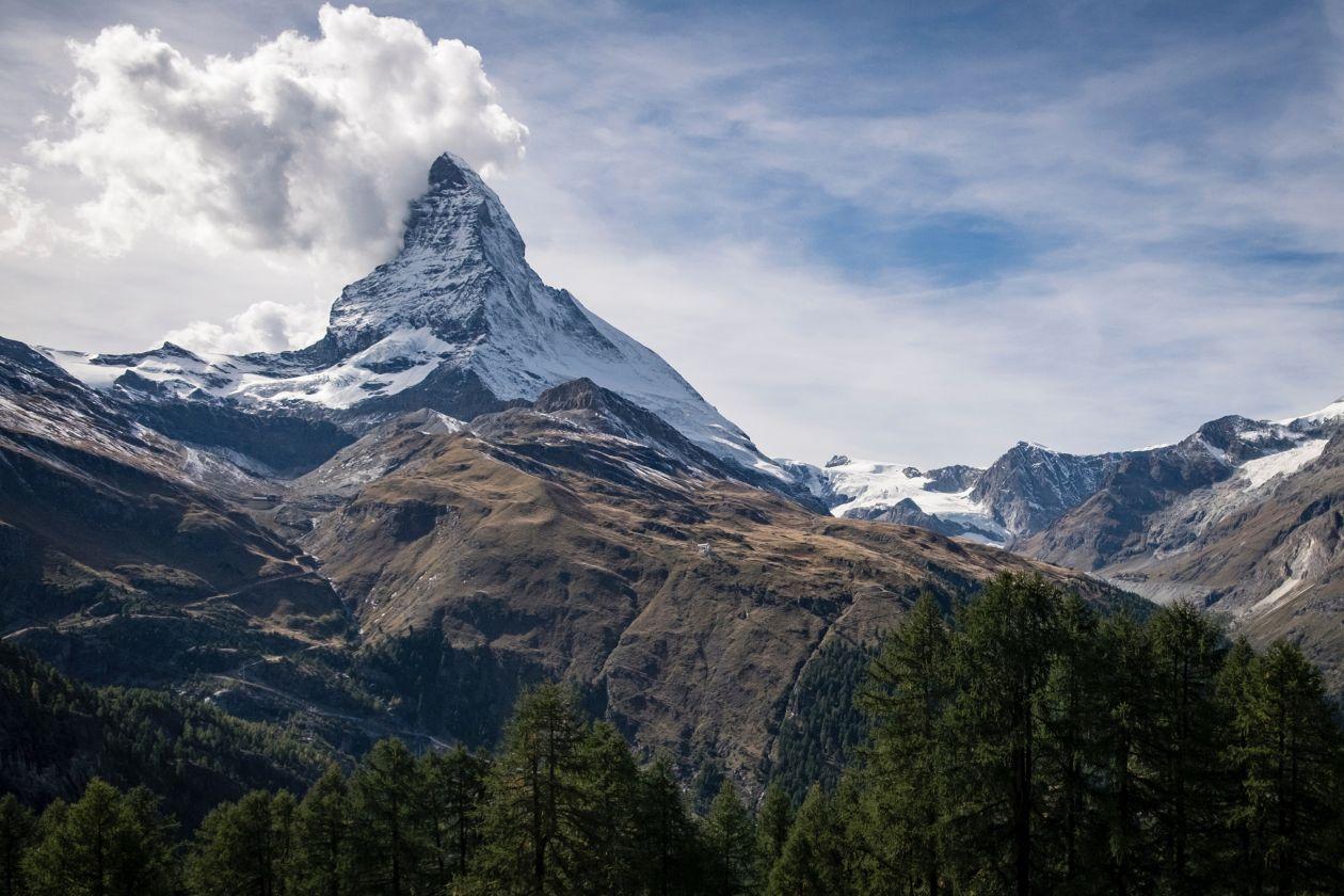 """Free photo """"Majestic Matterhorn"""""""