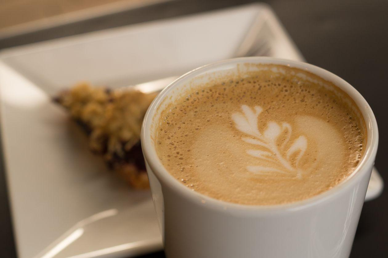 "Free photo ""Coffee art"""