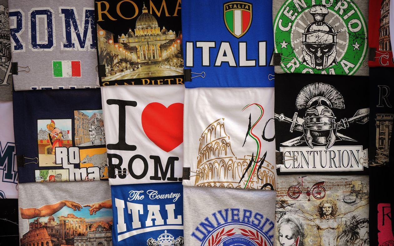 """Free photo """"Roman shirts"""""""