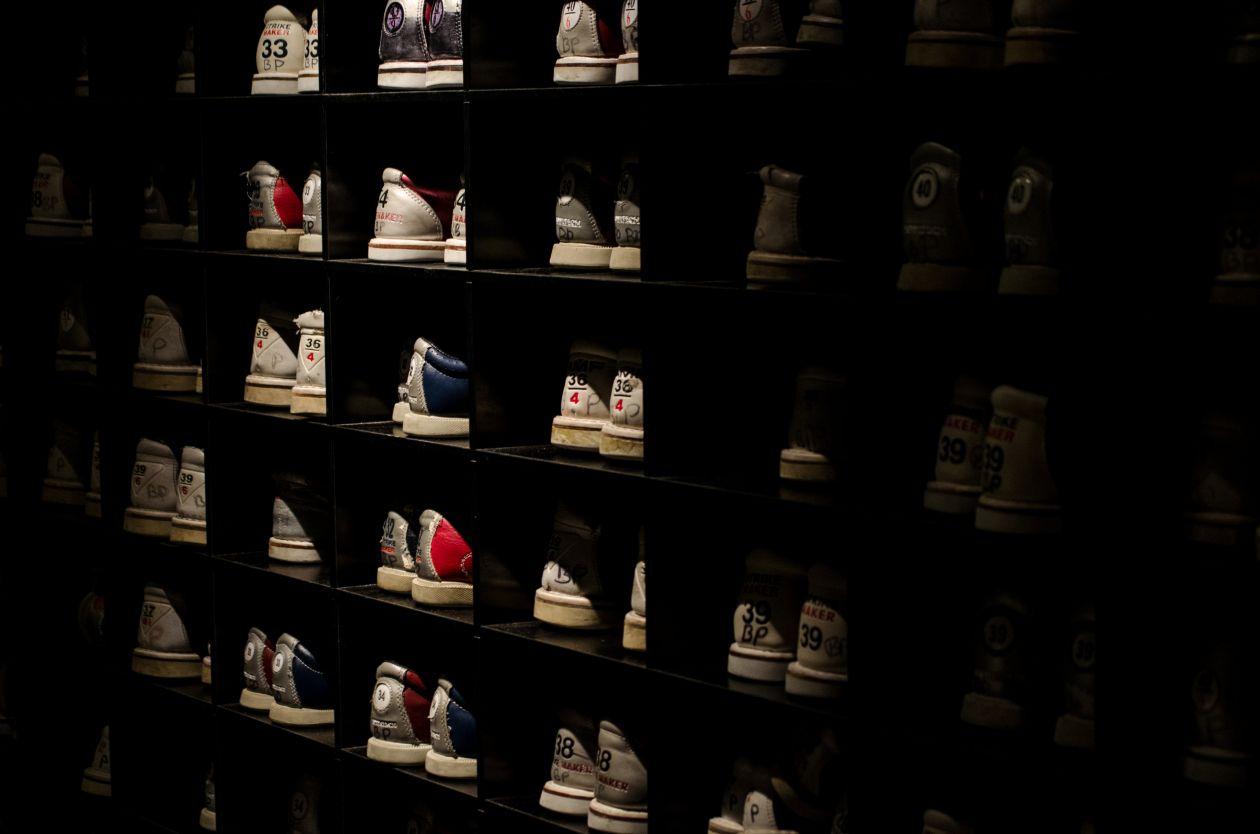 "Free photo ""Bowling shoes"""