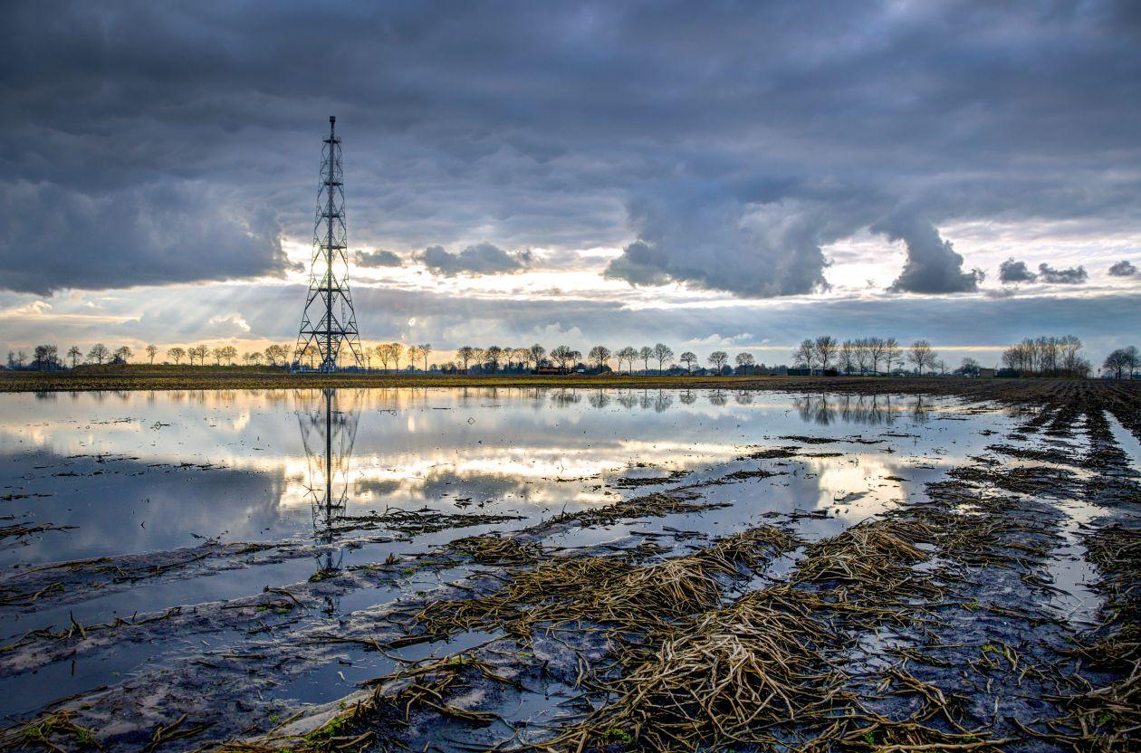 "Free photo ""Gas tower Wildervank"""
