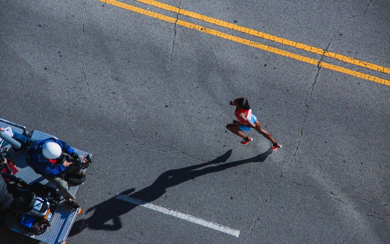 "Free photo ""Marathon"" by David Schap"
