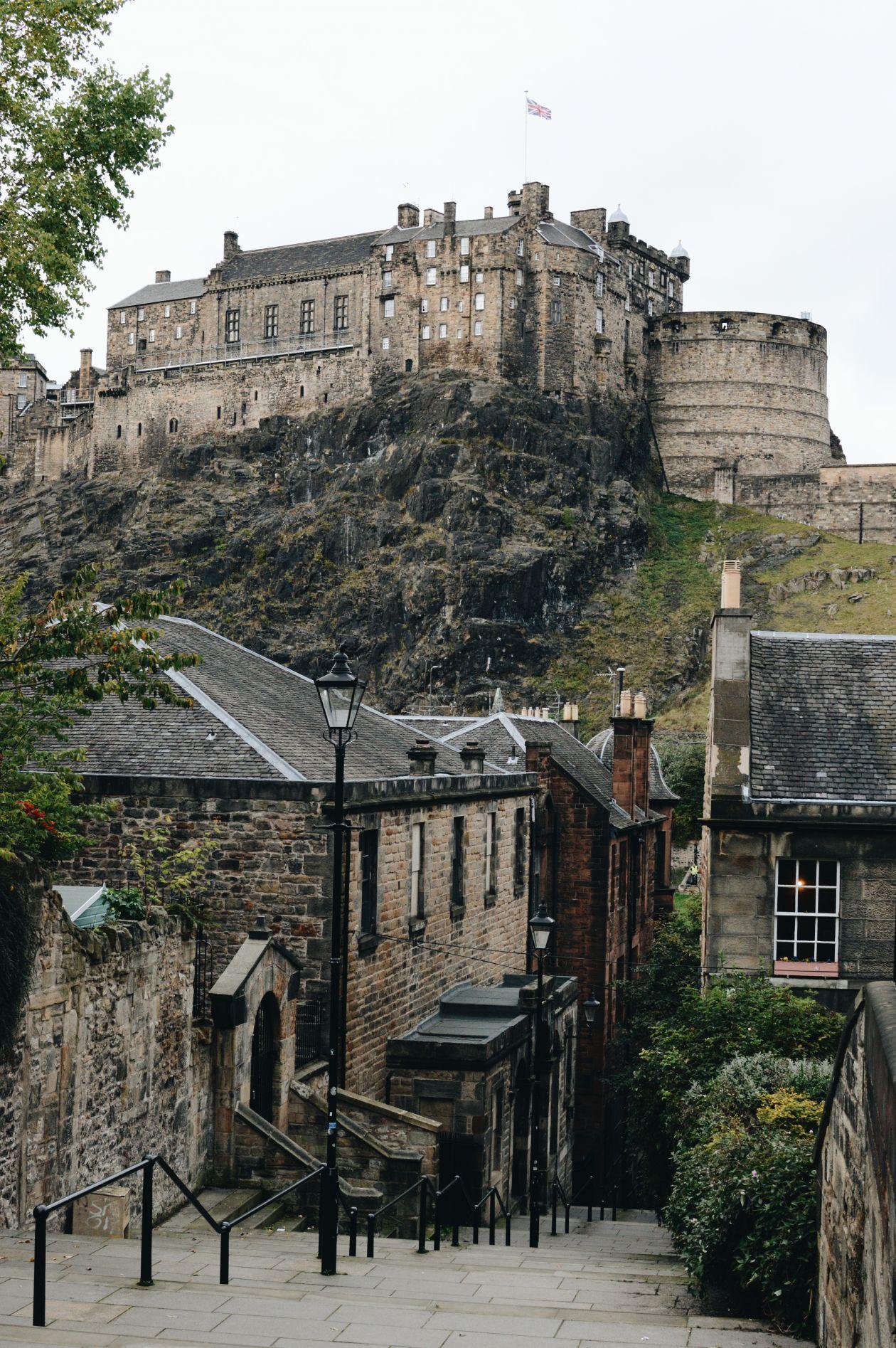 "Free photo ""Edinburgh"" by Omar Yassen"