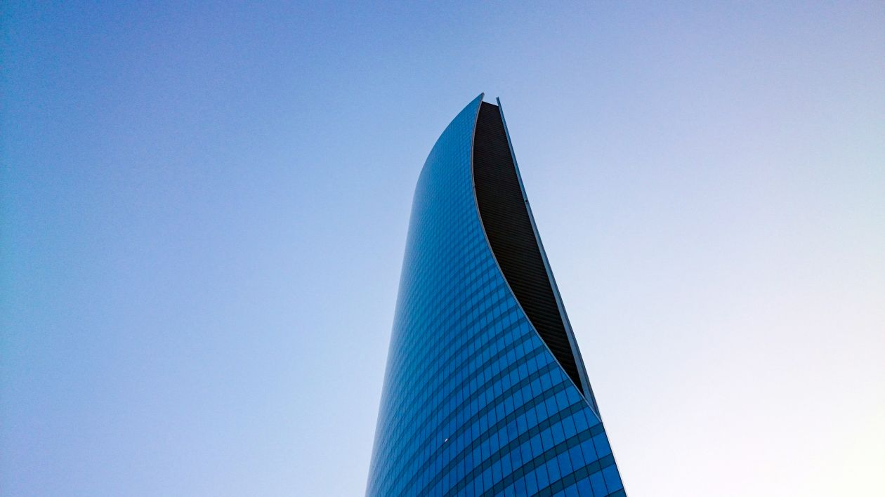 "Free photo ""Skyscraper"""