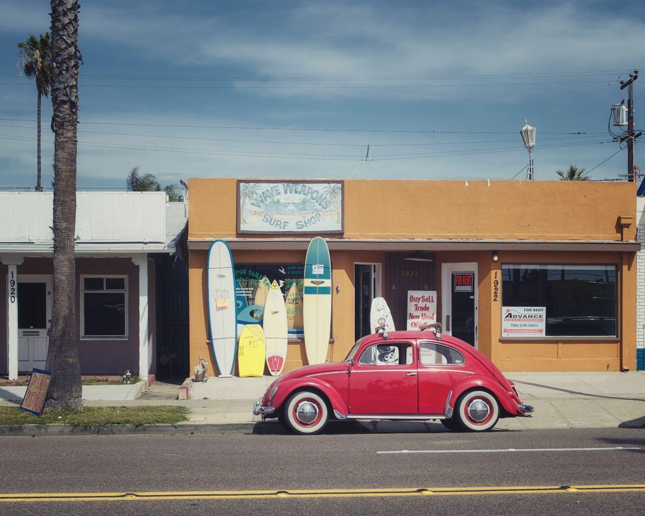 "Free photo ""Oceanside"" by woodrow walden"