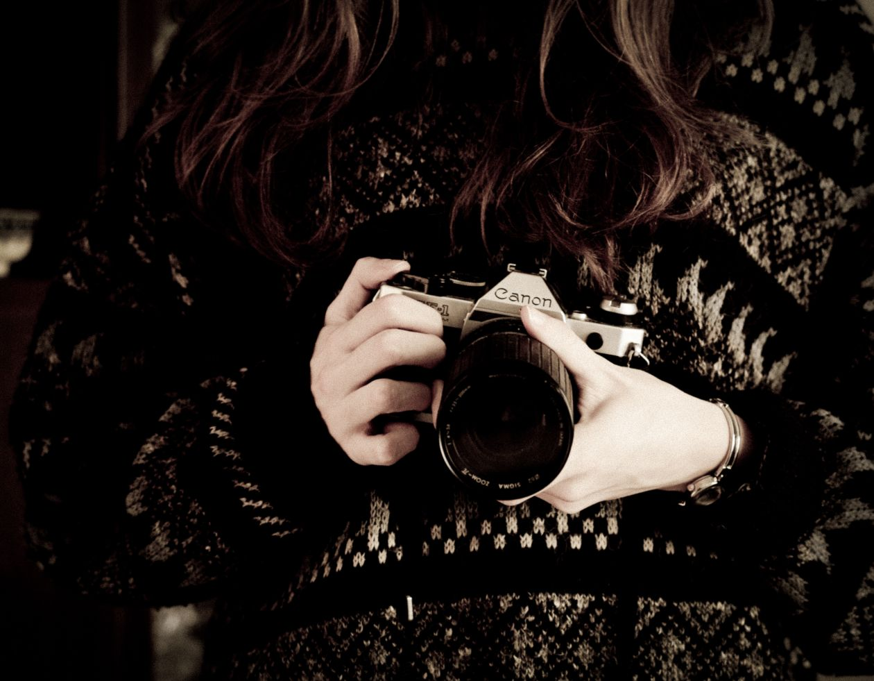 """Free photo """"Woman"""" by Lizzie Guilbert"""