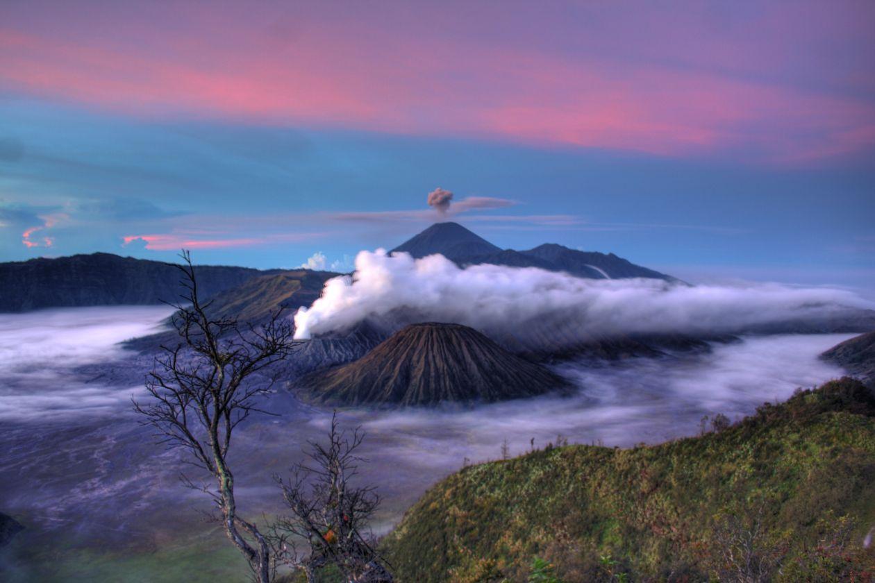 "Free photo ""Volcano"" by Sudiono Muji"