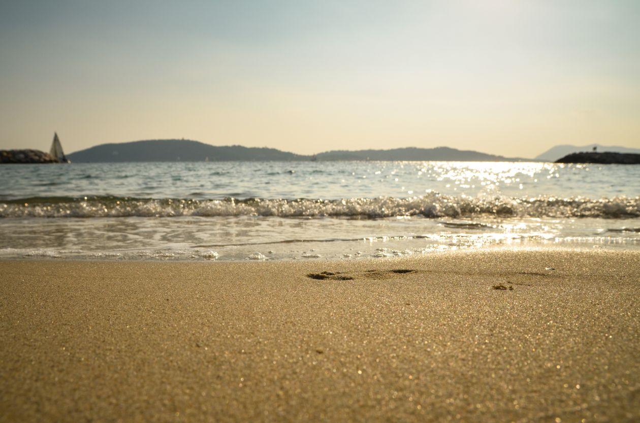 "Free photo ""Beach"" by Guillaume de Germain"