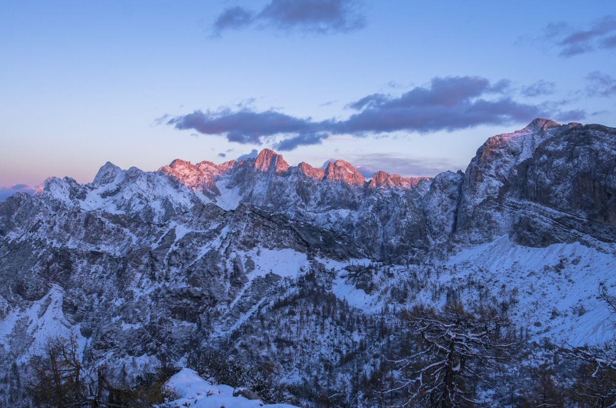 "Free photo ""Mountain"" by Ales Krivec"