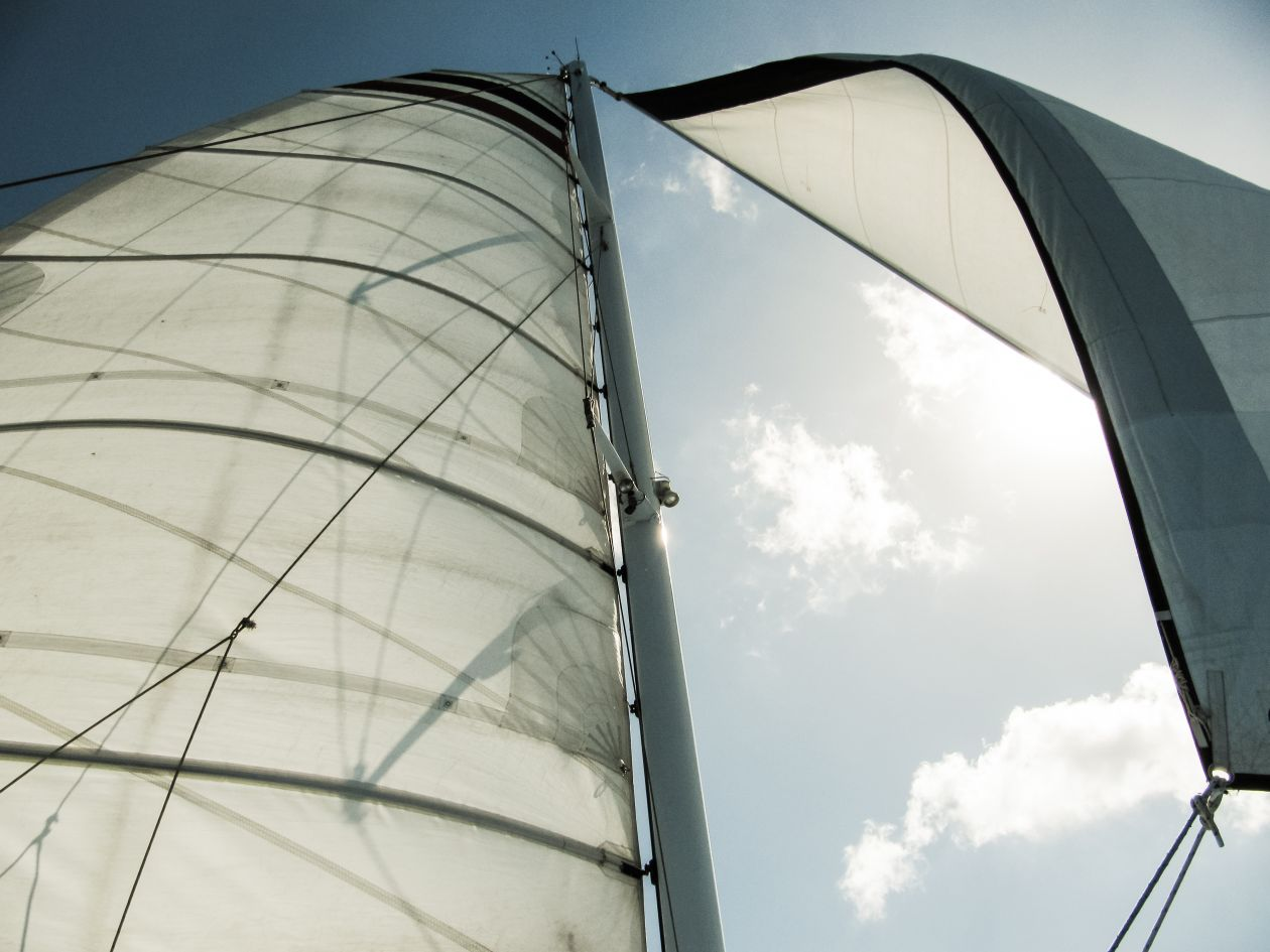"Free photo ""Sail"" by Kelly Sikkema"