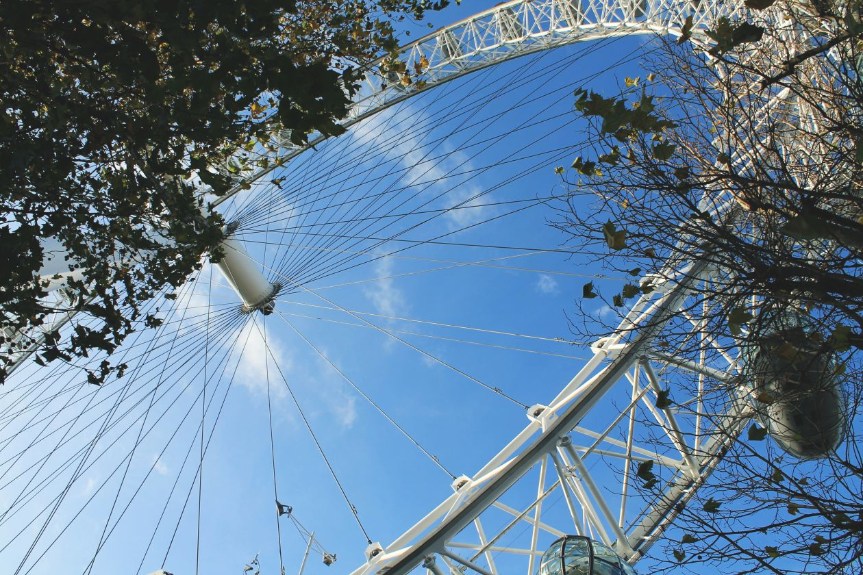 "Free photo ""London eye"" by Alessia Caudiero"