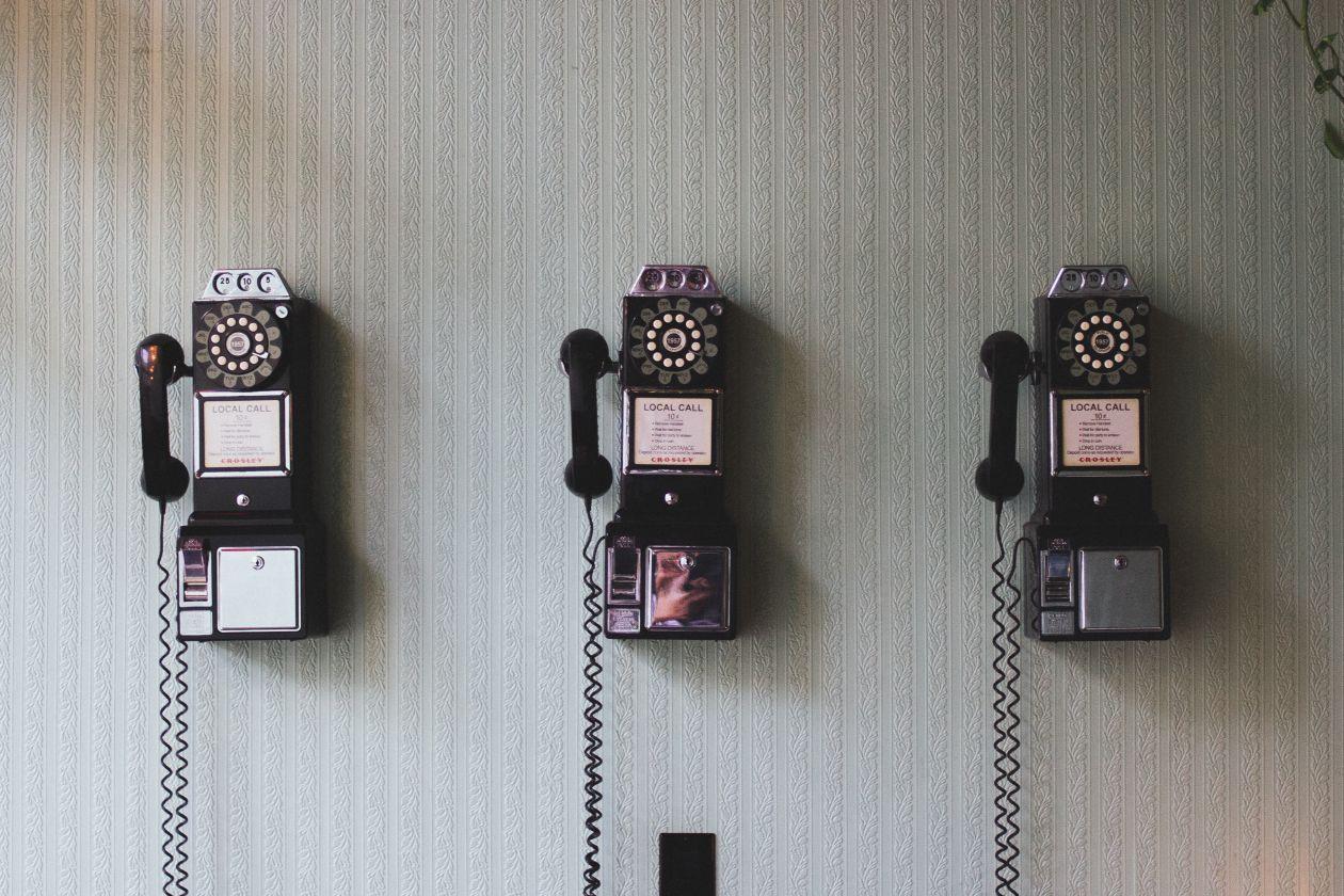 "Free photo ""Telephone"" by Pavan Trikutam"