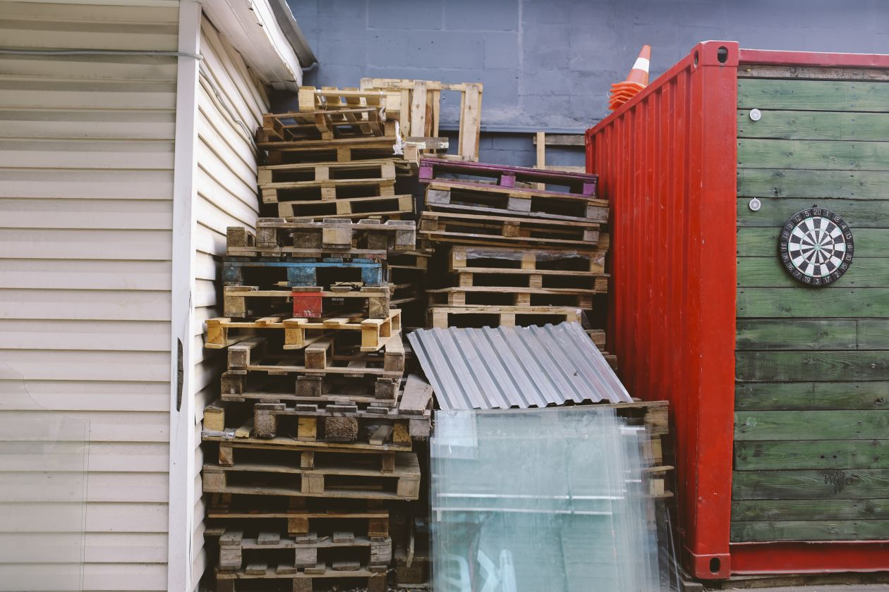 "Free photo ""Pallet"" by Max Lakutin"