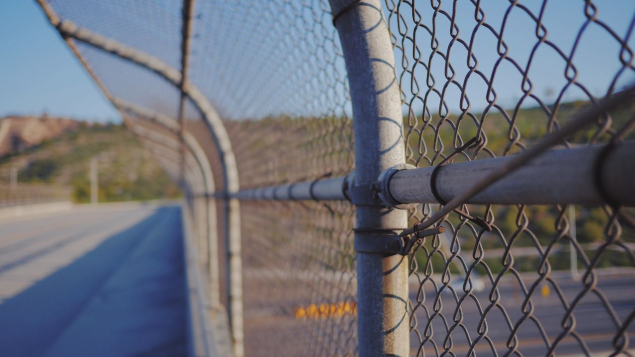 """Free photo """"Fence"""" by Cole Patrick"""