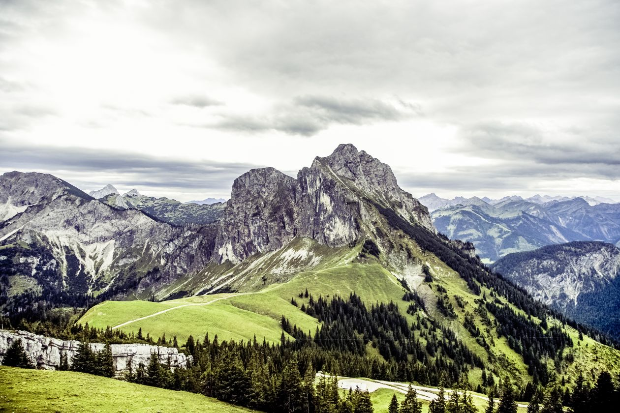 "Free photo ""Mountain"" by Markus Spiske"