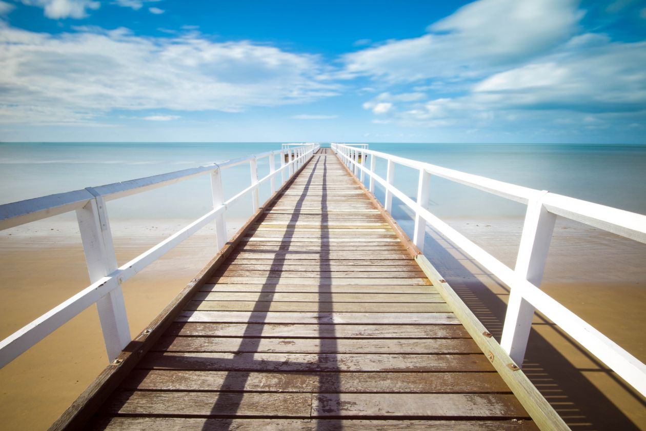 "Free photo ""Pier"" by Christian Holzinger"