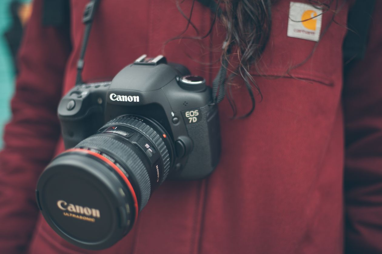 "Free photo ""Canon"" by Mario Calvo"