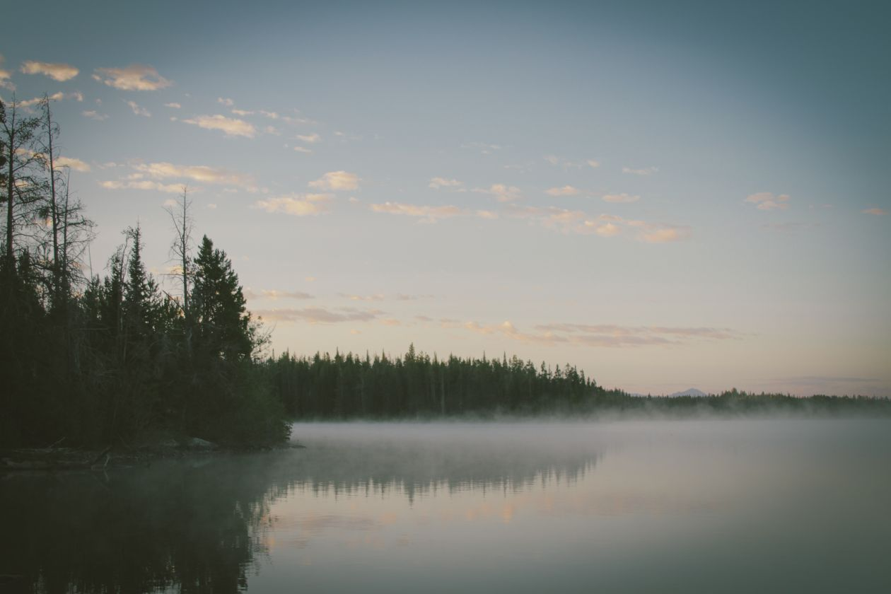 "Free photo ""Lake"" by Dustin Scarpitti"