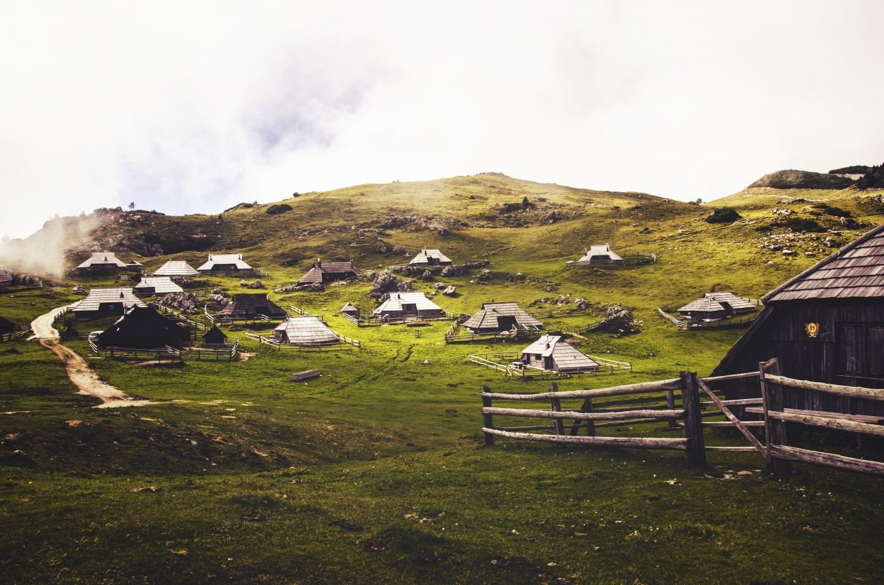 "Free photo ""Village"" by Ales Krivec"