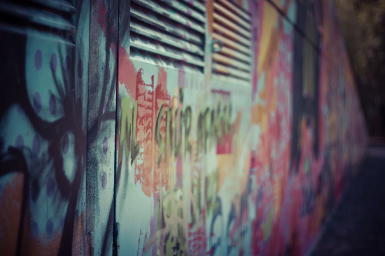 "Free photo ""Graffiti"""