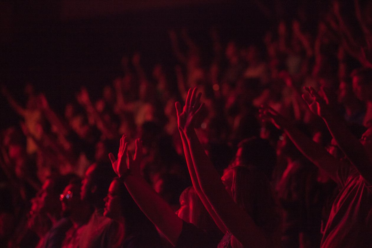 "Free photo ""Crowd"" by Kaleb Nimz"