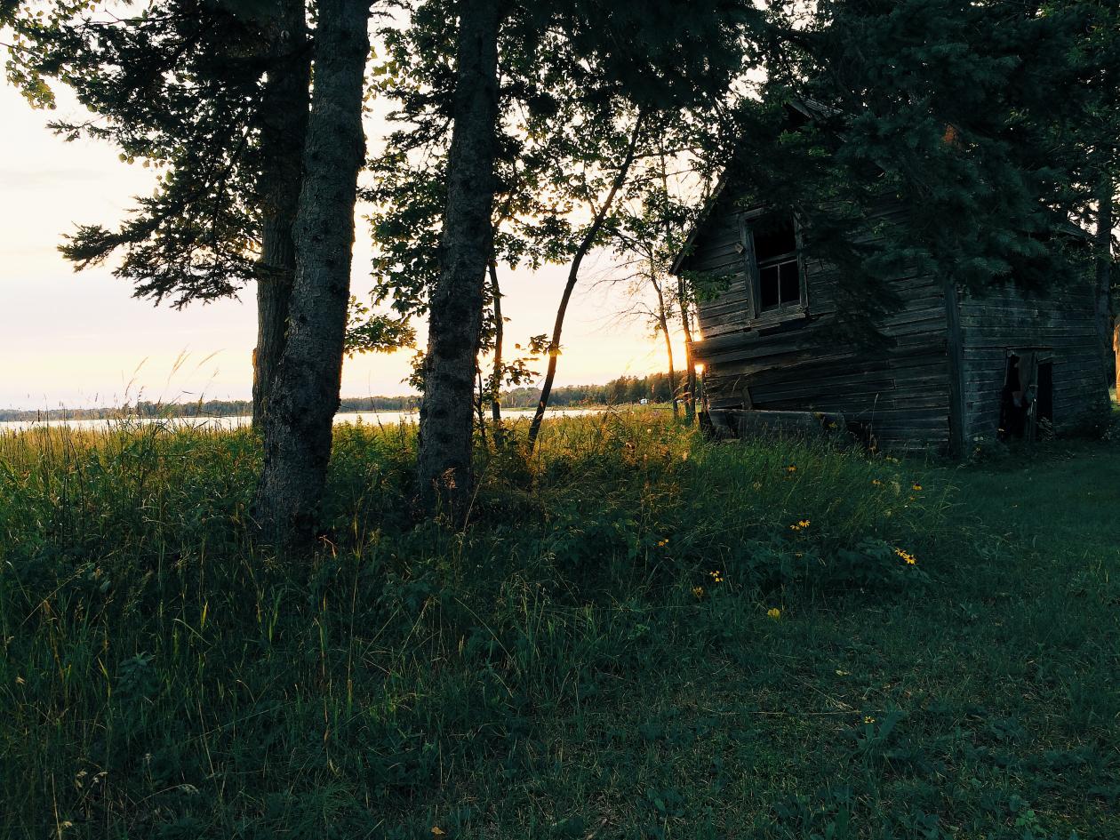 "Free photo ""Cabin"" by Brandon Wentland"