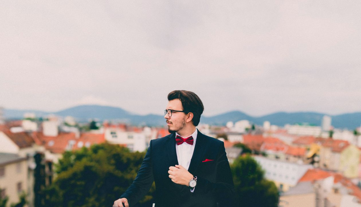 "Free photo ""Tuxedo"" by Ermin Celikovic"