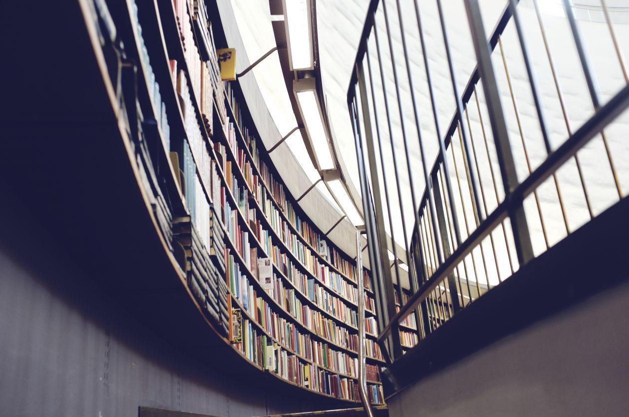"Free photo ""Library"" by Patrik Göthe"