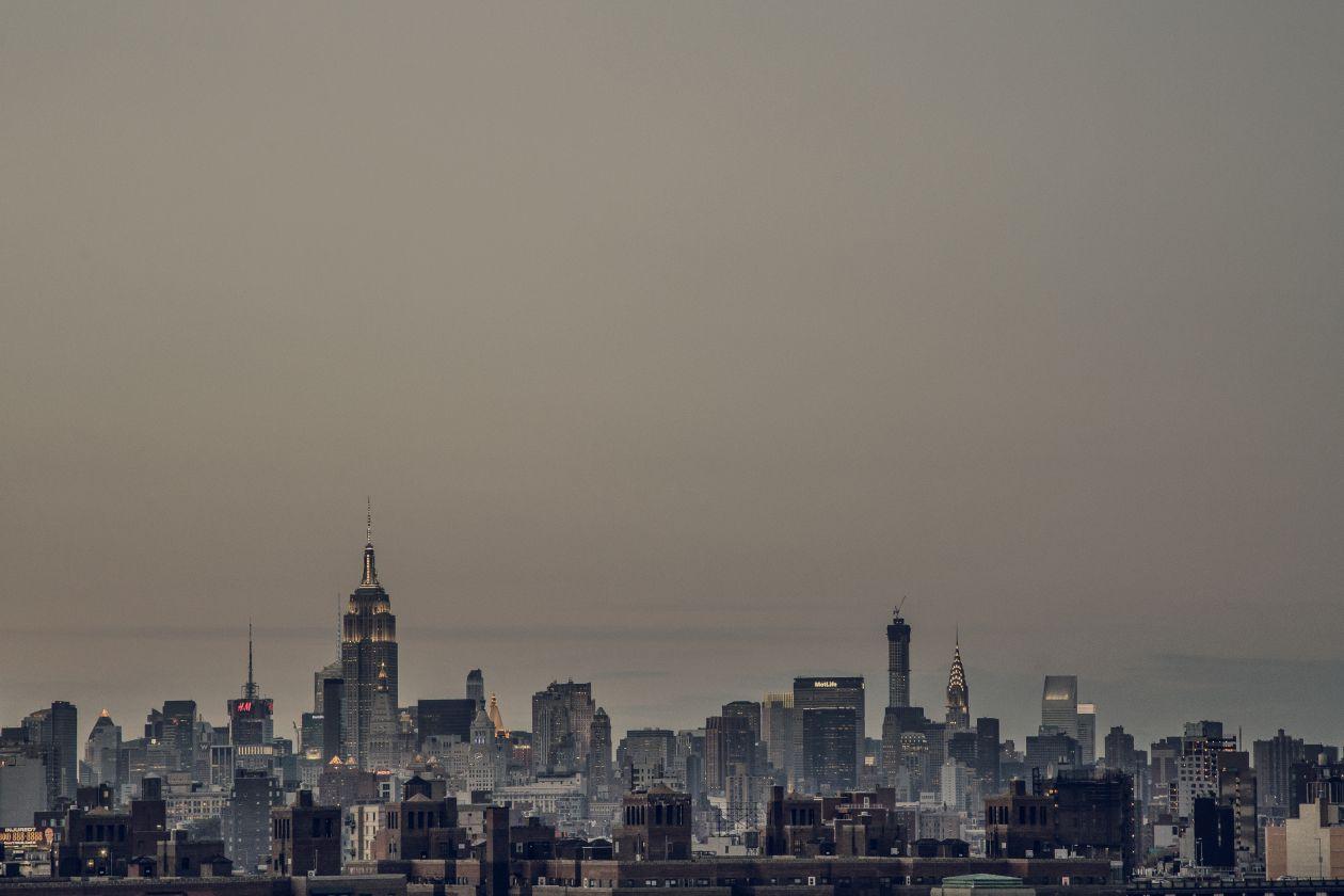 "Free photo ""Skyline"" by Matthew Henry"
